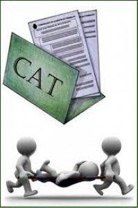 como abrir CAT
